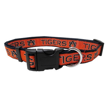 Auburn Tigers Pet Collar by Pets First