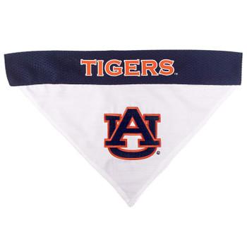 Auburn Tigers Pet Reversible Bandana