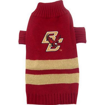 Boston College Eagles Pet Sweater