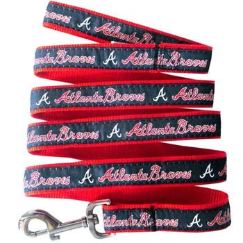 Atlanta Braves Pet Leash