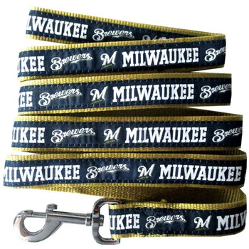 Milwaukee Brewers Pet Leash