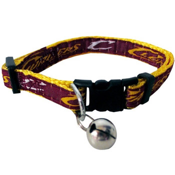 Cleveland Cavaliers Breakaway Cat Collar