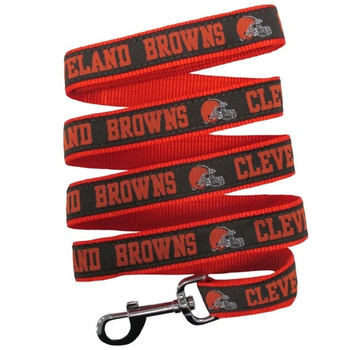 Cleveland Browns Pet Leash - PFCLE3031-0001