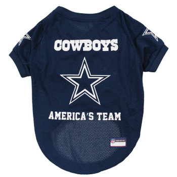 Dallas Cowboys America's Team Pet Jersey