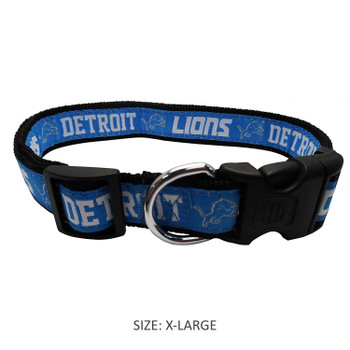 Detroit Lions Pet Collar - PFDET3036-0001