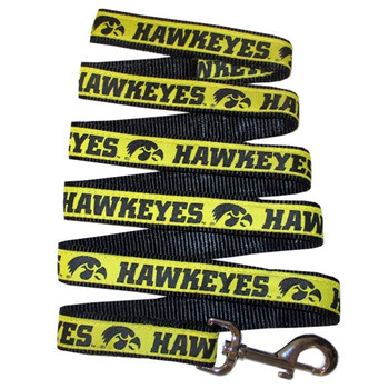 Iowa Hawkeyes Pet Leash