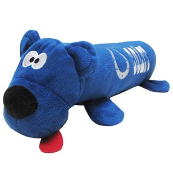 Indianapolis Colts Plush Tube Pet Toy