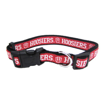 Indiana Hoosiers Pet Collar by Pets First