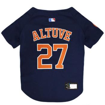 José Altuve #27 Pet Jersey