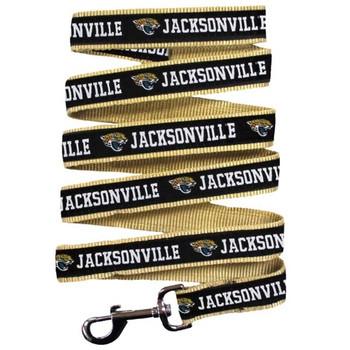 Jacksonville Jaguars Pet Leash - PFJAC3031-0001