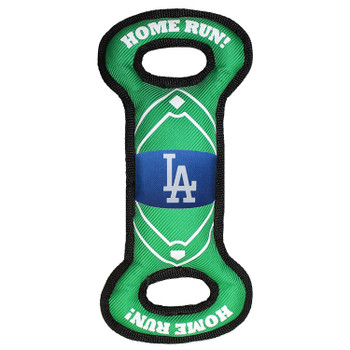 Los Angeles Dodgers Field Pull Pet Toy