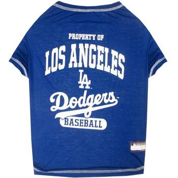 Los Angeles Dodgers Pet T-Shirt