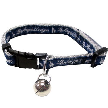 Los Angeles Dodgers Breakaway Cat Collar