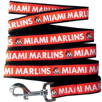 Miami Marlins Pet Leash