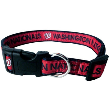 Washington Nationals Pet Collar - PFNAT3036-0001