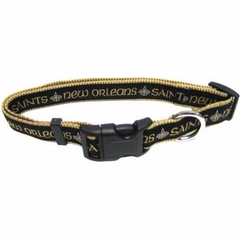 New Orleans Saints Pet Collar