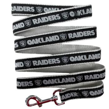 Oakland Raiders Pet Leash