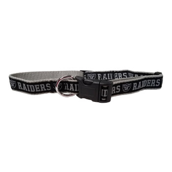 Oakland Raiders Pet Collar - PFOAK3036-0001