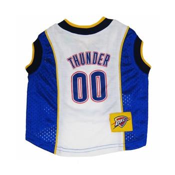 Oklahoma City Thunder Dog Jersey