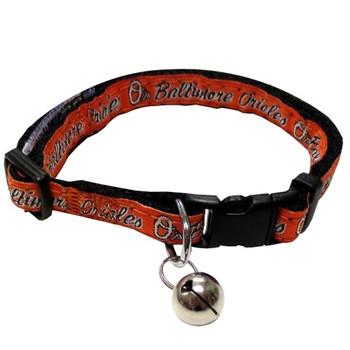 Baltimore Orioles Breakaway Cat Collar