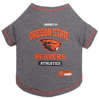 Oregon State Beavers Pet Tee Shirt