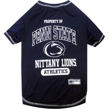 Penn State Nittany Lions Pet Tee Shirt - pfpa4014-0001