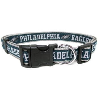 Philadelphia Eagles Pet Collar