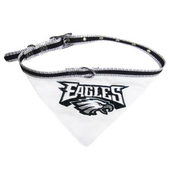 Philadelphia Eagles Dog Collar Bandana