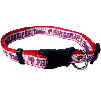 Philadelphia Phillies Pet Collar