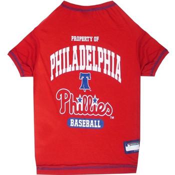 Philadelphia Phillies Pet T-Shirt