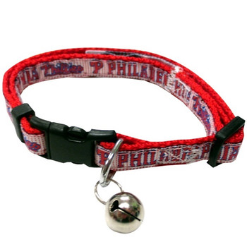 Philadelphia Phillies Breakaway Cat Collar