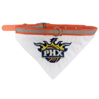Phoenix Suns Pet Collar Bandana