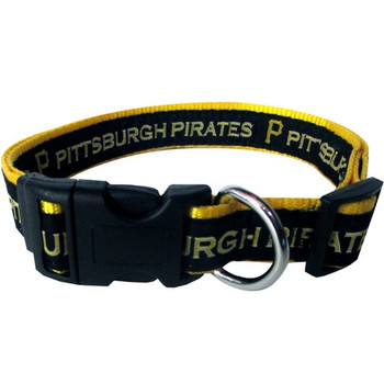 Pittsburgh Pirates Pet Collar