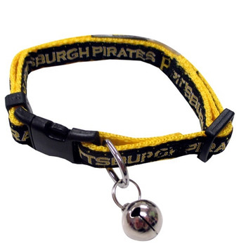 Pittsburgh Pirates Breakaway Cat Collar