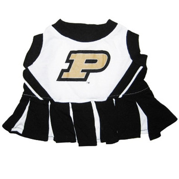 Purdue Boilermakers Cheerleader Pet Dress