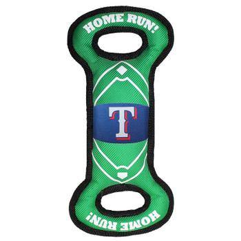 Texas Rangers Field Pull Pet Toy
