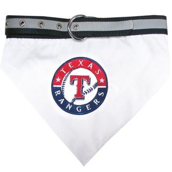 Texas Rangers Pet Collar Bandana