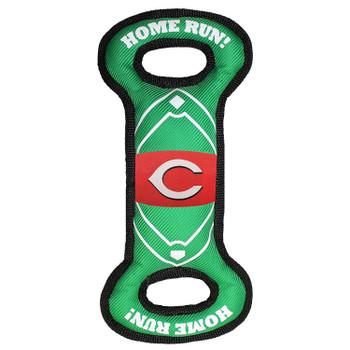 Cincinnati Reds Field Pull Pet Toy