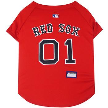 Boston Red Sox Pet Jersey - 3XL