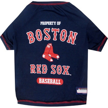 Boston Red Sox Pet T-Shirt