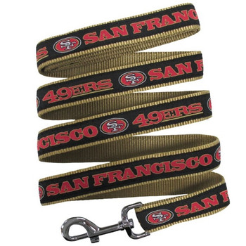 San Francisco 49ers Pet Leash