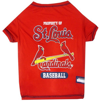 St. Louis Cardinals Pet T-Shirt