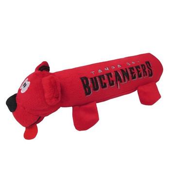 Tampa Bay Buccaneers Plush Tube Pet Toy