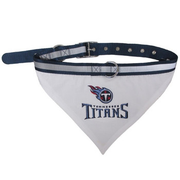 Tennessee Titans Pet Collar Bandana
