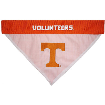 Tennessee Volunteers Pet Reversible Bandana