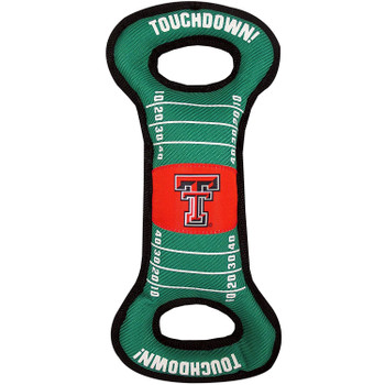 Texas Tech Red Raiders Field Pull Pet Toy