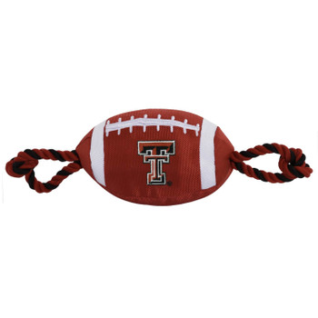 Texas Tech Red Raiders Pet Nylon Football