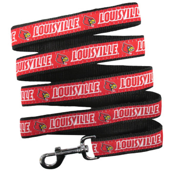 Louisville Cardinals Pet Leash by Pets First