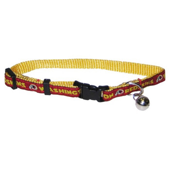 Washington Redskins Breakaway Cat Collar