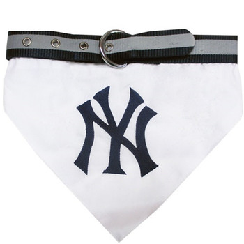 New York Yankees Pet Collar Bandana